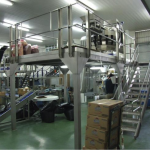 Hayssen offer both continuous motion baggers as well as intermittent motion.