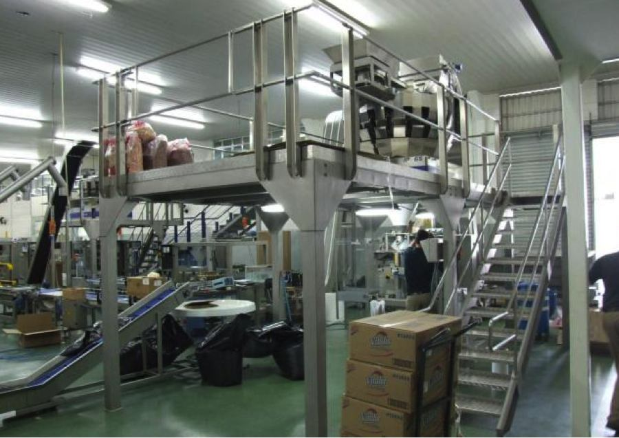 Machines required to run a packaging line