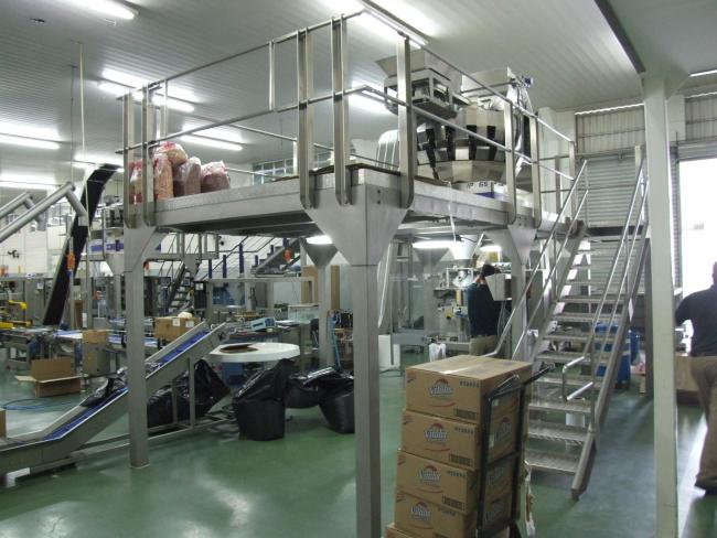 Used Vertical Form Fill And Seal Machines, Bagging Equipment, Hp ...
